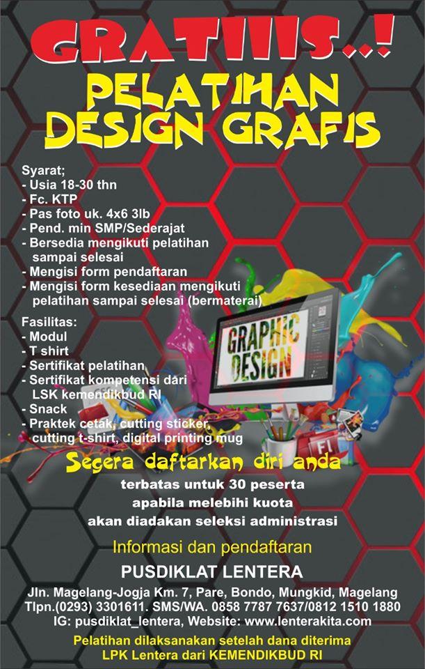 Pelatihan Design Graphic